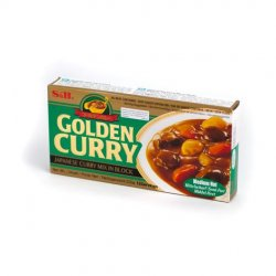 S & b golden curry (medium)