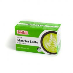 Goldkili instant matcha latte