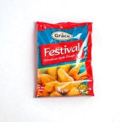 Grace festival (Jamaican style dough mix) image