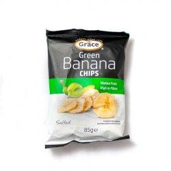 Grace green banana chips image