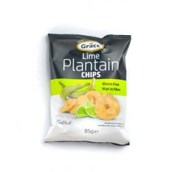 Grace lime plantain chips image