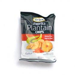 Grace paprika plantain chips image