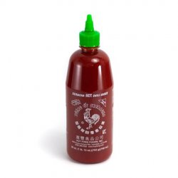 Huy fong sriracha hot chilli sauce