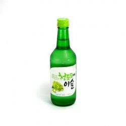 Jinro soju grape image
