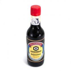 Kikkoman soy sauce image