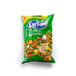 Kurkure chilli chatka image