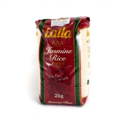 Laila Jasmine rice image