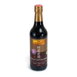 Lkk premium dark soy sauce image