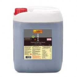 Lkk premium dark soy sauce