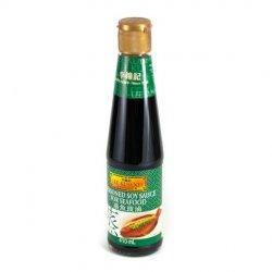 Lkk seasoned soy sauce for seafood image