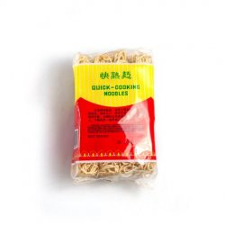 Long life quick cooking noodles image