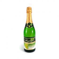 Mystique sparkling drink (white grape) image