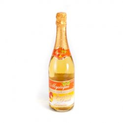 Mystique sparkling drink (mango flavour)