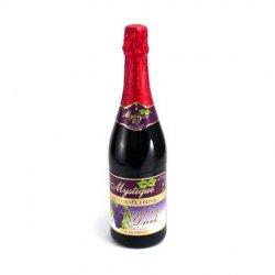 Mystique sparkling drink (red grape) image