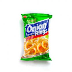 Nongshim onion flavoured rings image