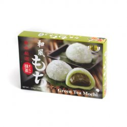 Royal family green tea mochi image
