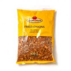 Royal orient fried onions
