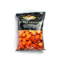 Royal orient hot rice crackers