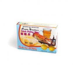 Sagiang prawn crackers image