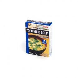 S&b instant tofu miso soup image