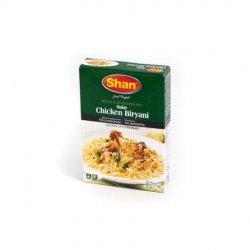 Shan malay chicken biryani image
