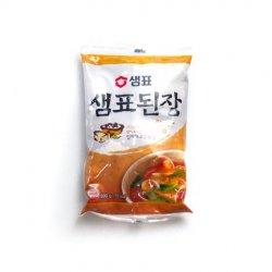 Soyabean paste