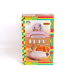 Tropiway cocoyam fufu flour image