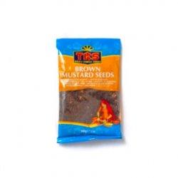 Trs brown mustard seed
