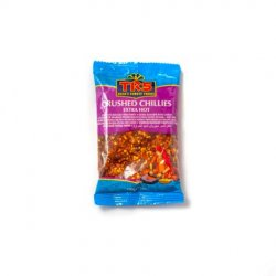 Trs crushed chillies extra hot image