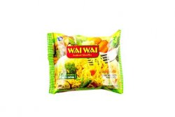 Wai wai instant noodles vegetable flavour