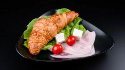Meniu croissant cu unt 2 image