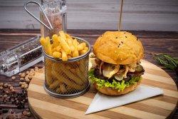 Clasic American Burger image