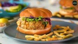 Fish Burger image