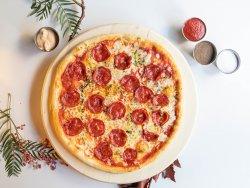 Pizza salsiccia image