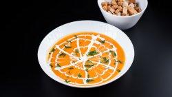 Supă crema de legume image