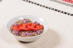 Salată de vinete cu ceapă image