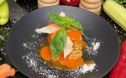 Le melanzane siciliane alla parmigiana