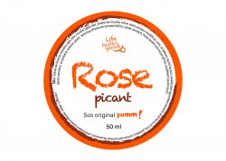 Sos rose picant image