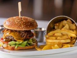Burger Caffeera image
