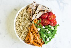 Meniu Nutrimix Quinoa