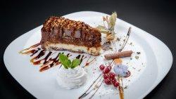 Tort Krantz con gelato image