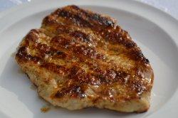 Cotlet de porc/Pork grill image