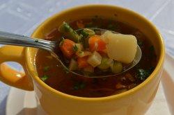 Ciorba de legume (400 g) image