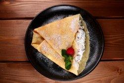 Clătită cu brânză dulce și stafide 330 g