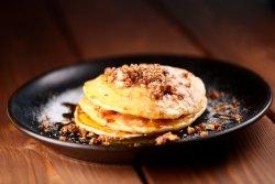 Pancakes cu nuci caramelizate 270 g