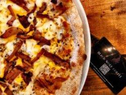 Pizza Carbonara 485gr