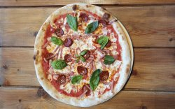Pizza Salsiccia 580gr image