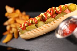 Hot dog Pellini image