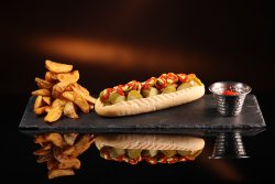 Meniu Hot Dog clasic