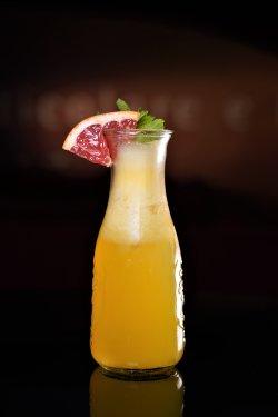Limonadă cu grapefruit